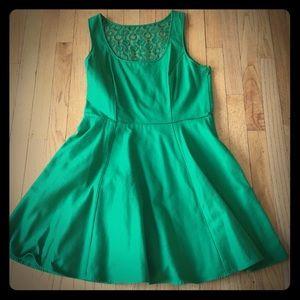 Jessica Simpson Green Dress, size 14